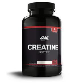 Creatine Powder - Black Line - Optimum Nutrition - 150G