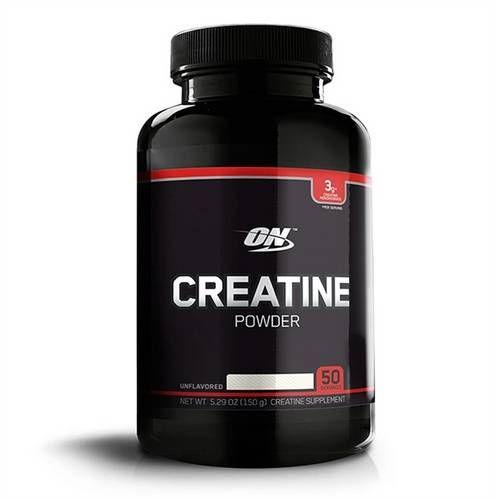 Creatine Powder Black Line Optimum Nutrition