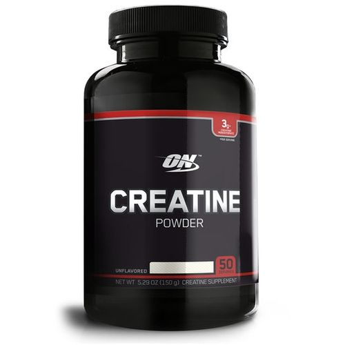 Creatine Powder Black Line - Optimum Nutrition