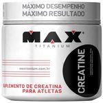 Creatine Titanium 300g - Max Titanium