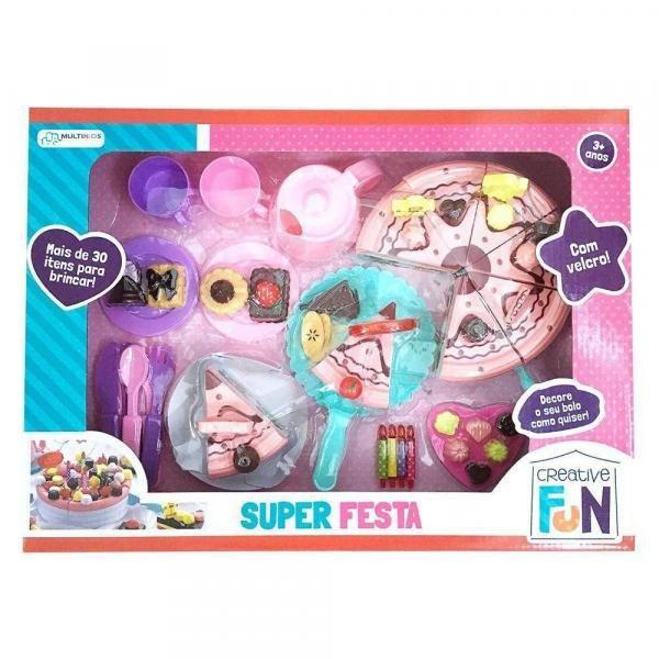 Creative Fun Super Festa Multikids BR640