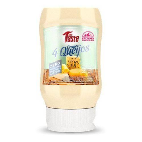 Creme 4 Queijos 235g Mrs Taste