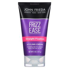 Tudo sobre 'Creme Alisador John Frieda Frizz-Ease Straight Fixation 141g'