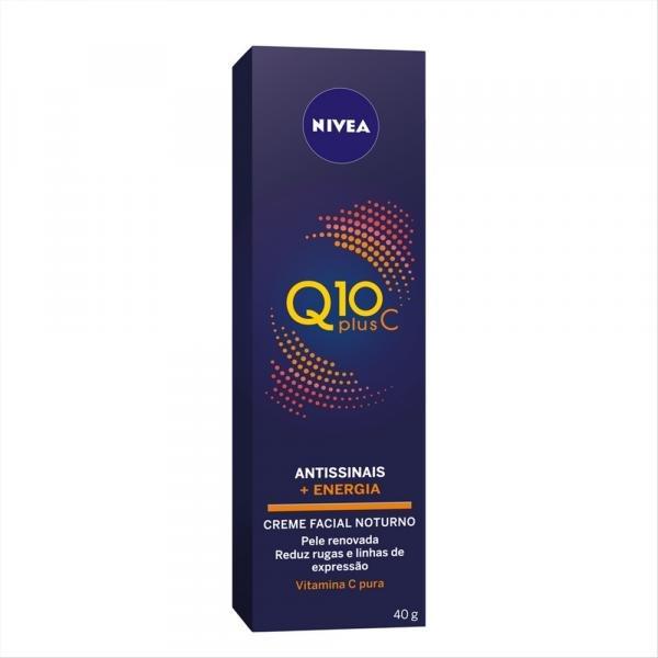Creme Antissinais Nivea Q10 Plus C 40g