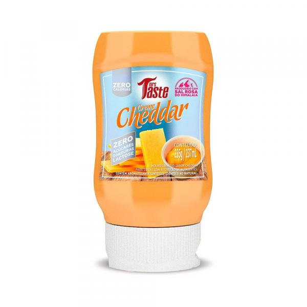 Creme Cheddar (235g 237ml) - Mrs Taste