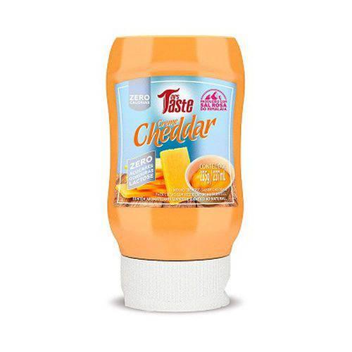 Creme Cheddar (235g) - Mrs Taste - Venc.dez/18