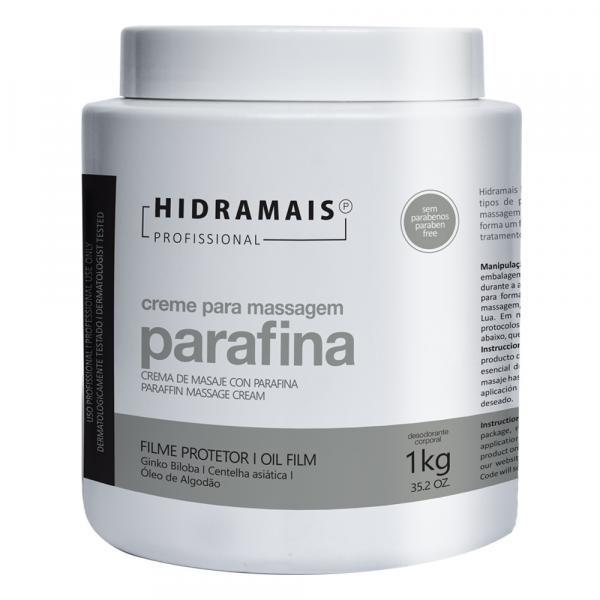Creme de Massagem Parafina Hidramais