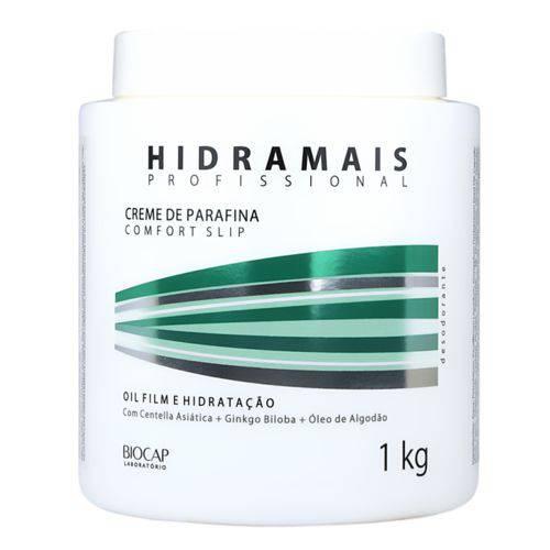 Creme de Parafina Biocap Hidramais Comfort Slip 1kg