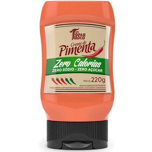Creme de Pimenta (220g) - Mrs Taste