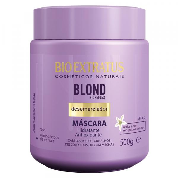 Creme de Tratamento Bio Extratus Blond Bioreflex 500g