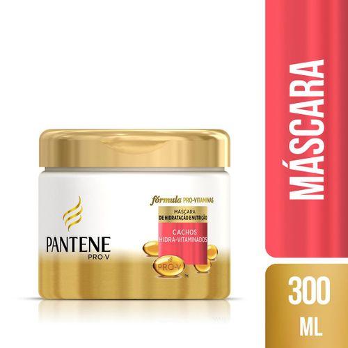 Creme de Tratamento Cachos Definidos Pantene - 300ml