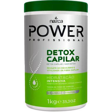 Creme de Tratamento Detox Power 1kg