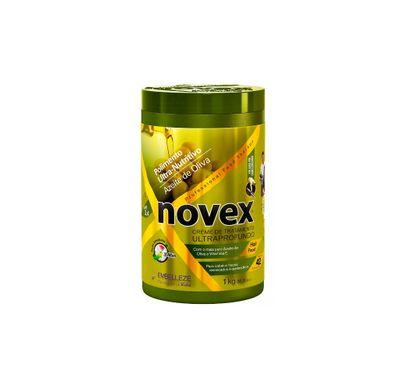 Tudo sobre 'Creme de Tratamento Novex Azeite de Oliva 1kg - Embelleze'