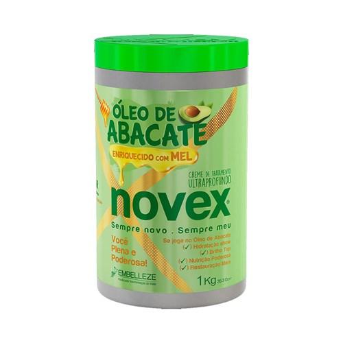 Creme de Tratamento Novex Óleo de Abacate 1kg