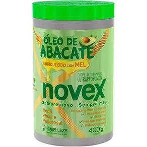 Creme de Tratamento Novex Óleo de Abacate 400G