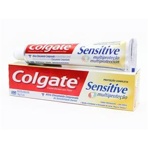 Tudo sobre 'Creme Dental Colgate Sensitive 100G'