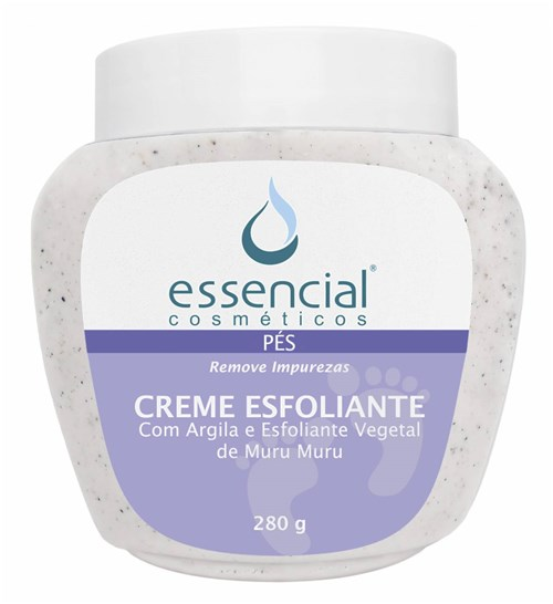 Creme Esfoliante P/ Pes Essencial Cosme