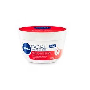 Creme Facial Antissinais Nivea 100g