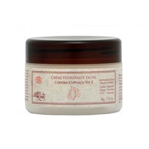 Creme Facial Copaiba Orgânico 50g Arte dos Aromas - 50g