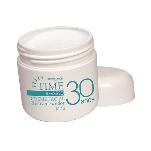 Creme Facial Rejuvenescedor 30 Anos Time Reverse Abelha Rainha 100G