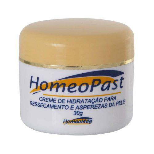 Tudo sobre 'Creme Homeopast para Rachaduras e Fissuras da Pele e Hidratante 30g Homeomag'
