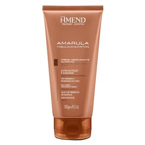 Creme Leave-in Amend Marula Fabulous Nutrition 180g