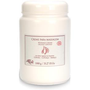 Creme para Massagem Copaíba Orgânico 1kg Arte dos Aromas