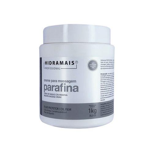 Creme para Massagem Hidramais Parafina - 1kg