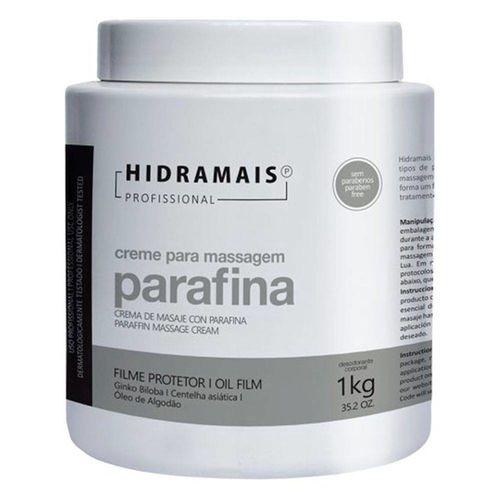 Creme para Massagem Parafina 1kg