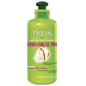 Creme para Pentear Fructis Reidratação 72h 250 Ml
