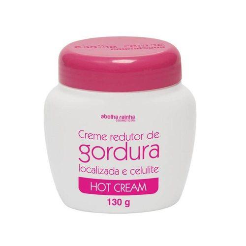 Creme Redutor Gordura Localizada Hot Cream - Abelha Rainha