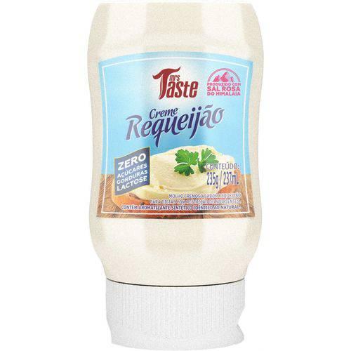 Creme Requeijão Zero Calorias 235g - Mrs Taste