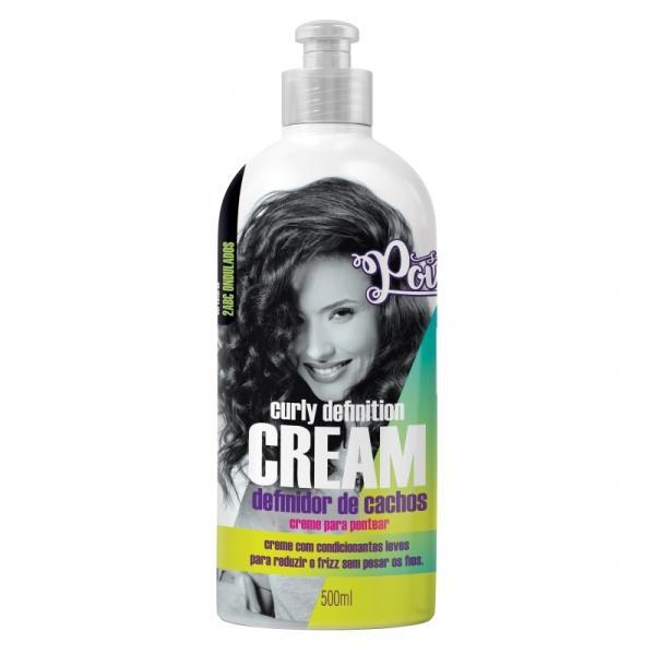 Creme Soul Power Curly Definition Cream Pentear 500gr ML