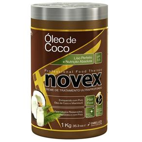 Creme Tratamento Novex 1kg Oleo de Coco