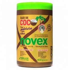 Creme Tratamento Novex 400g Oleo de Coco