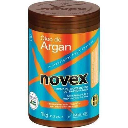 Creme Tratamento Óleo de Argan 1kg Novex
