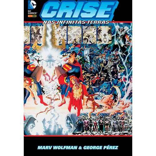 Tudo sobre 'Crise Nas Infinitas Terras - 1ª Ed.'