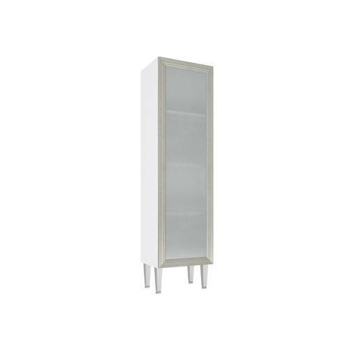 Cristaleira 1 Porta Vidro 40x149 Mia Coccina