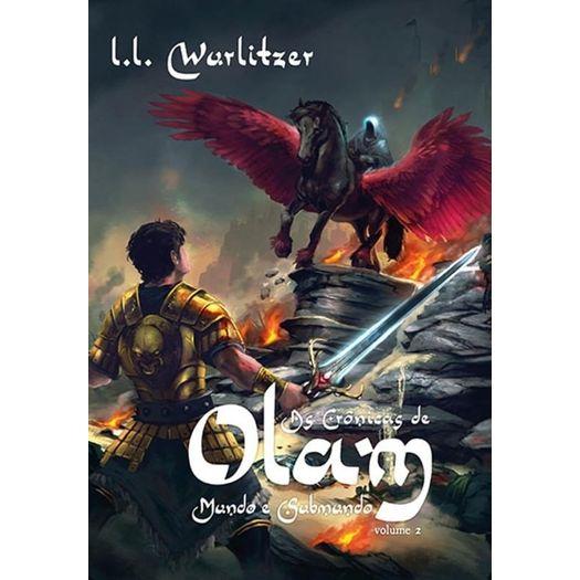 Tudo sobre 'Cronicas de Olam, as - Vol 2 - Tolk'