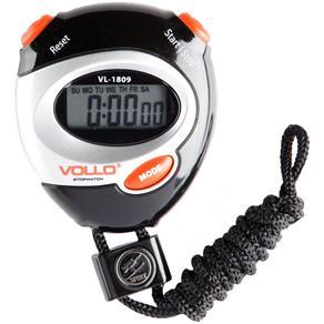Cronômetro Profissional, Relógio, Alarme - VOLLO VL-1809