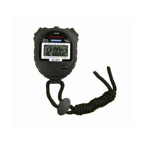Tudo sobre 'Cronômetro Progressivo Digital Relógio Alarme Data SportWatch'