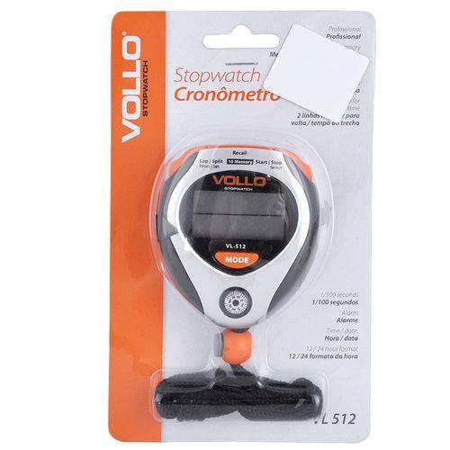 Cronômetro Vollo VL512