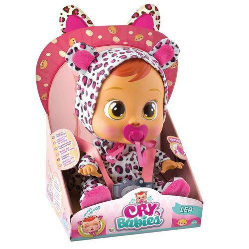 Tudo sobre 'Cry Babies Lea Multikids'