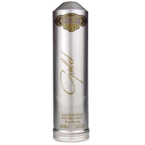Cuba Prime Gold Masculino Eau de Parfum 100ml