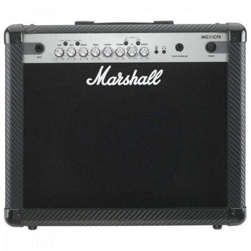 Cubo 30w Mg30cfx Preto Marshall