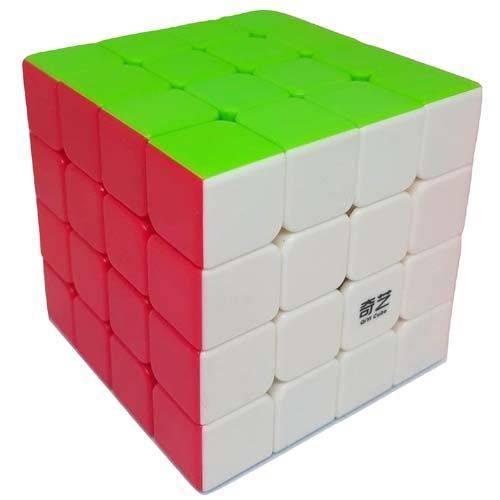 Tudo sobre 'Cubo Mágico Profissional, 4x4x4 - QIYI QIYUAN-S'