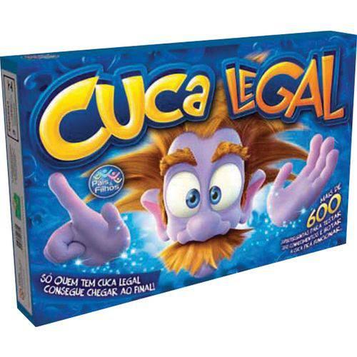 Tudo sobre 'Cuca Legal'