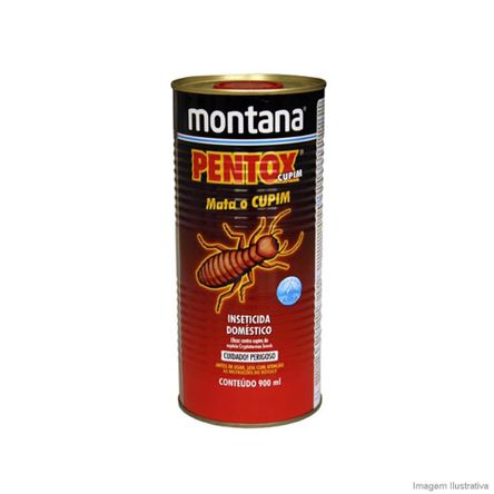 Tudo sobre 'Cupinicida Pentox Super 900ml Incolor Montana'