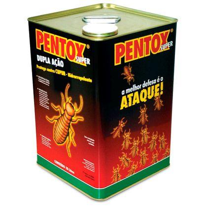 Cupinicida Pentox Super Incolor 18 Litros 18 Litros