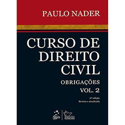Curso de Direito Civil: Obrigações - Vol. II